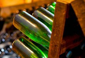L'origine des bouteilles de 75 cl